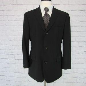 Hugo Boss Scorsese Stretch 42S Wool Suit Jacket